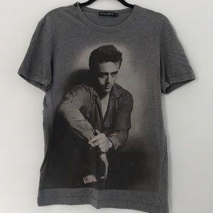 Men's Dolce & Gabbana James Dean Shirt